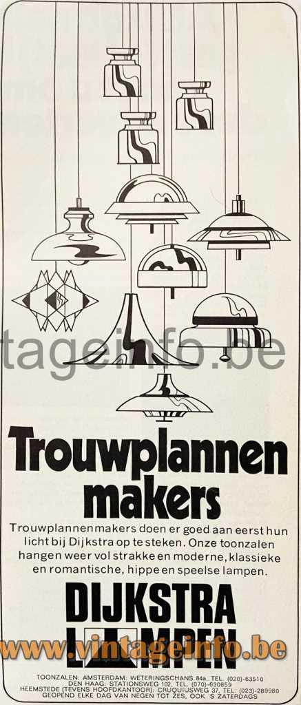Preben Dal Pendant Lamp - Dijkstra Publicity