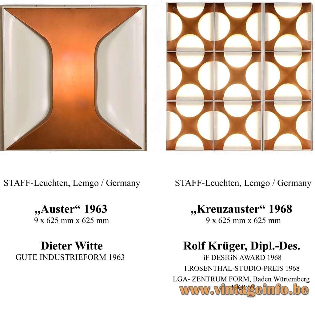 Rolf Krüger & Dieter Witte Awards