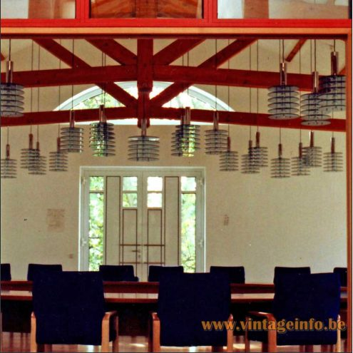 BPS Leuchten-Systeme lamps - Design Rolf Krüger