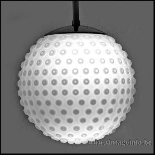 Staff Globe Pendant Lamp - Designer: Rolf Krüger