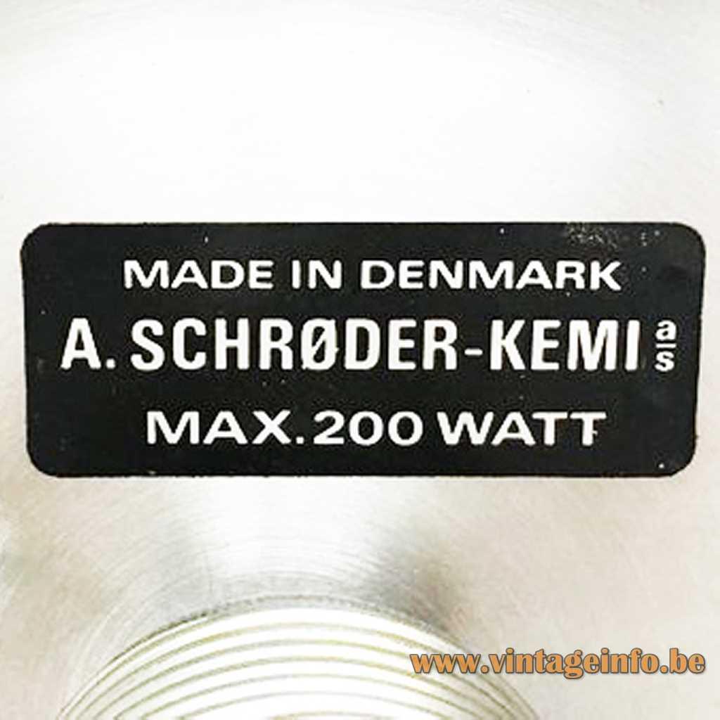 A. Schroder-Kemi label