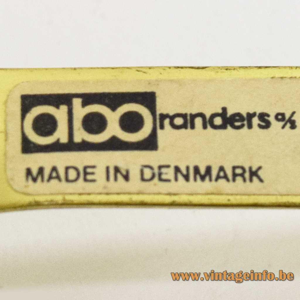ABO Randers label
