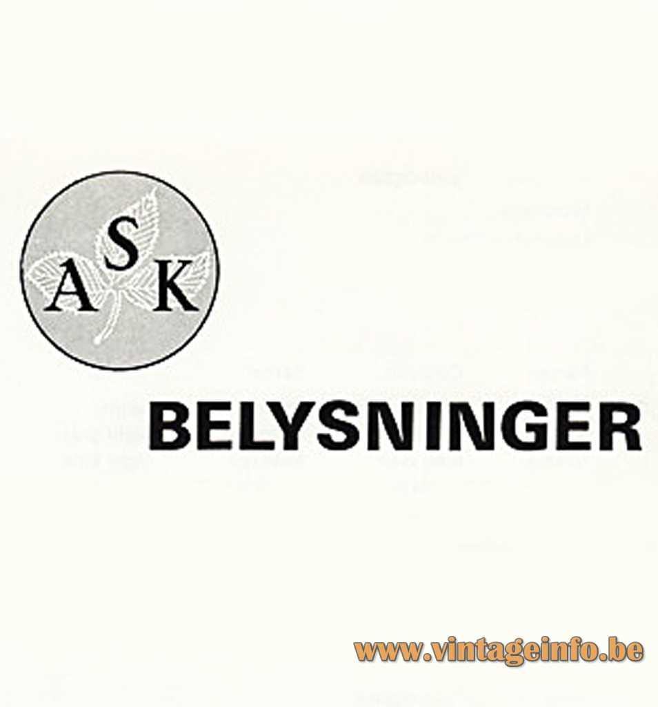 ASK Belysninger logo