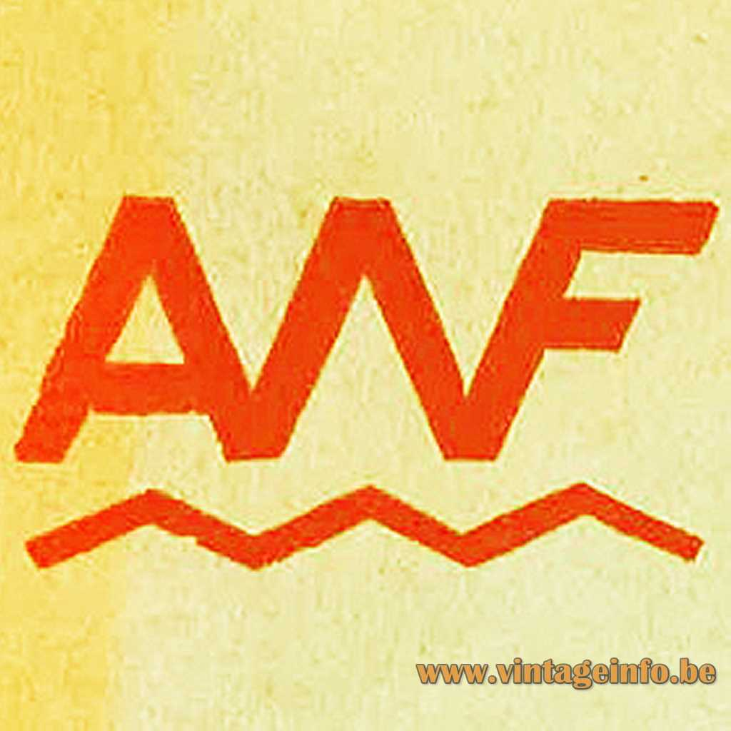 AWF - Arnold Wiigs Fabrikker logo