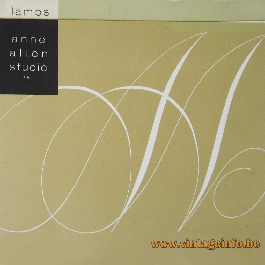 Anne Allen Studio Ltd