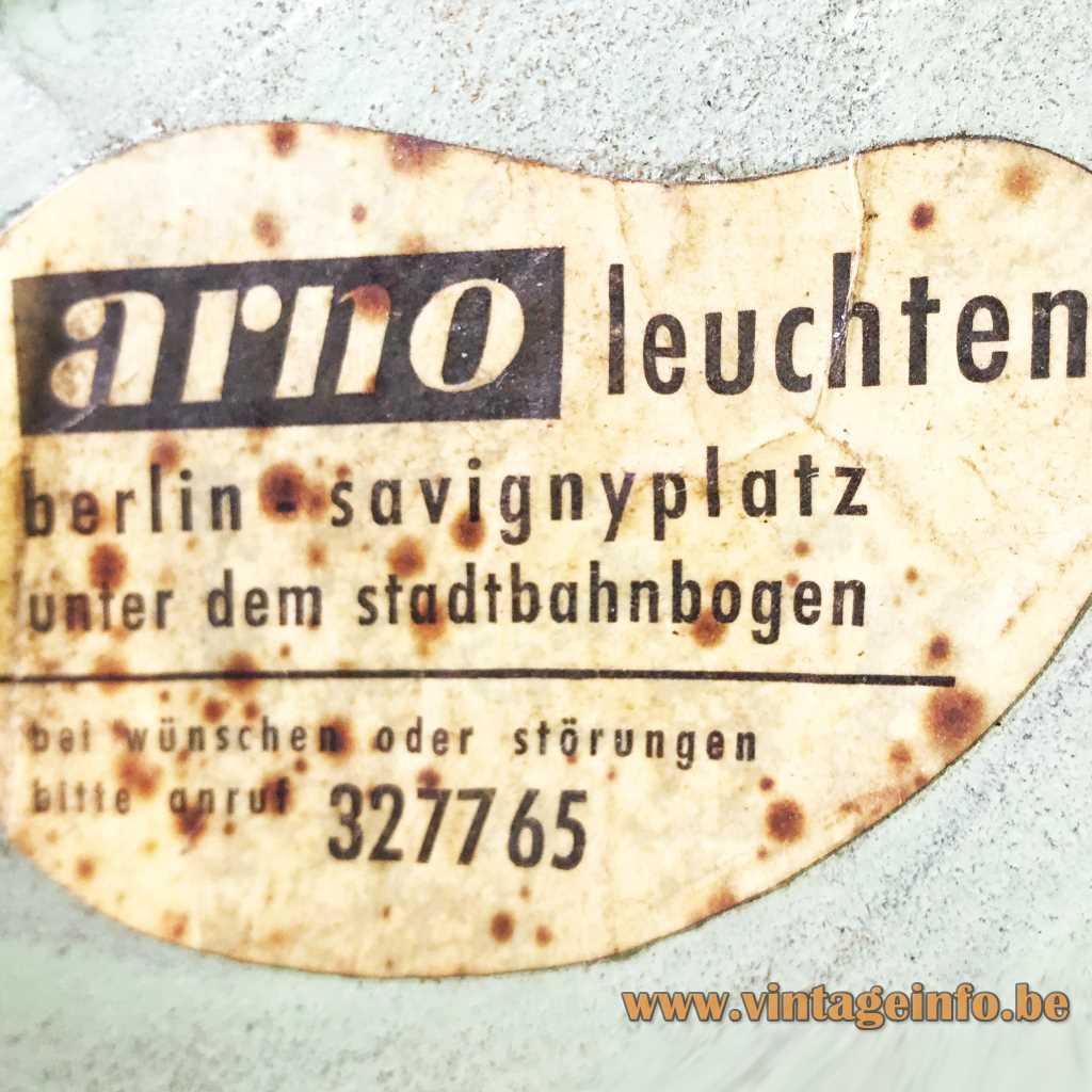 Arno Leuchten label