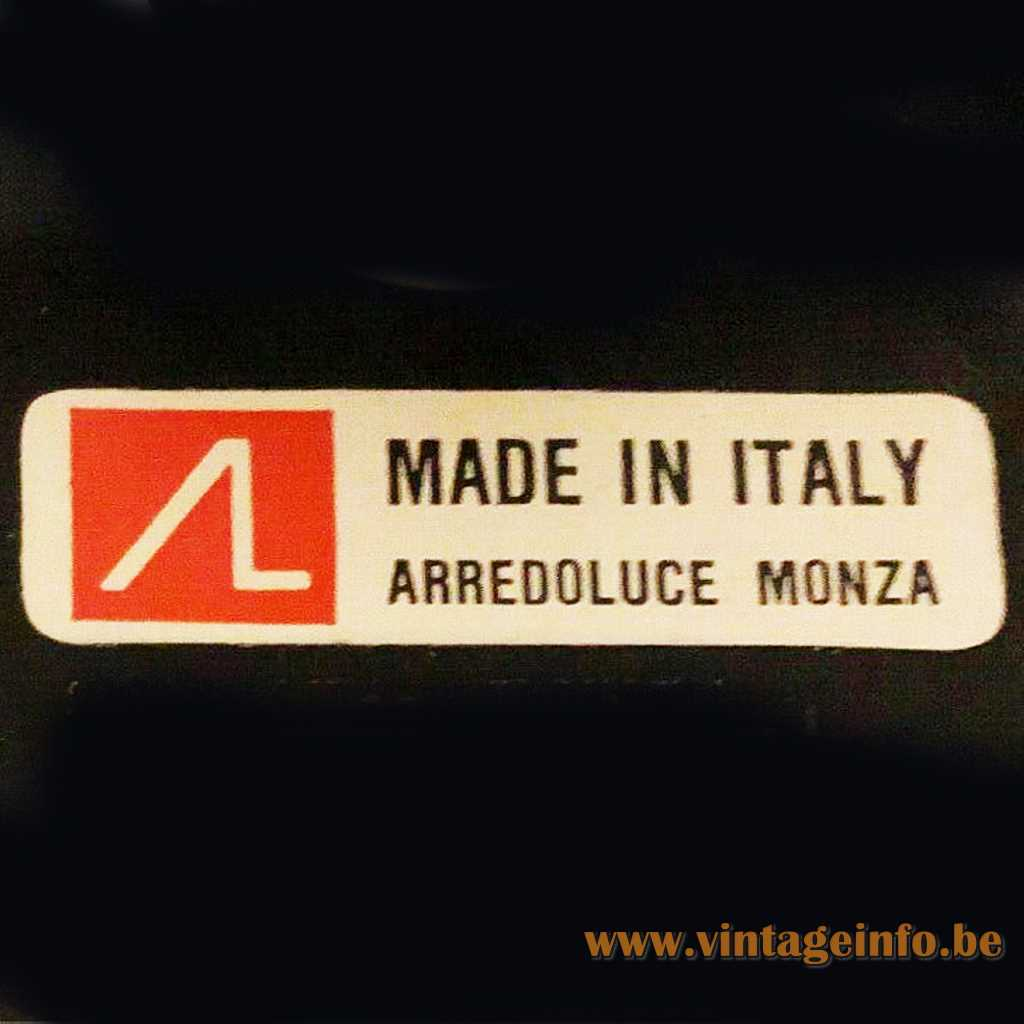 Arredoluce label