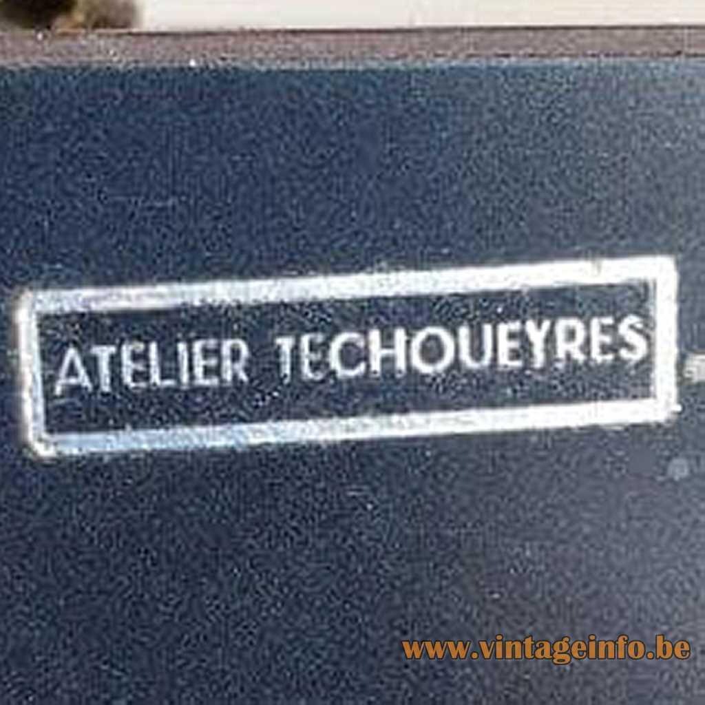 Atelier Techoueyres label