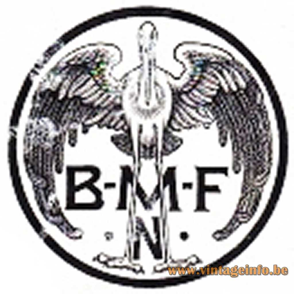 BMF Fontänenleuchte logo