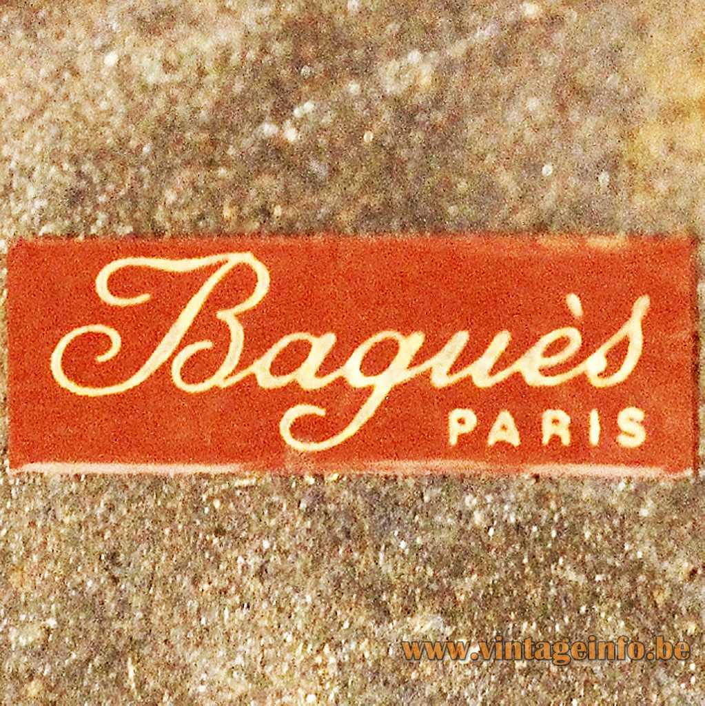 Maison Baguès label