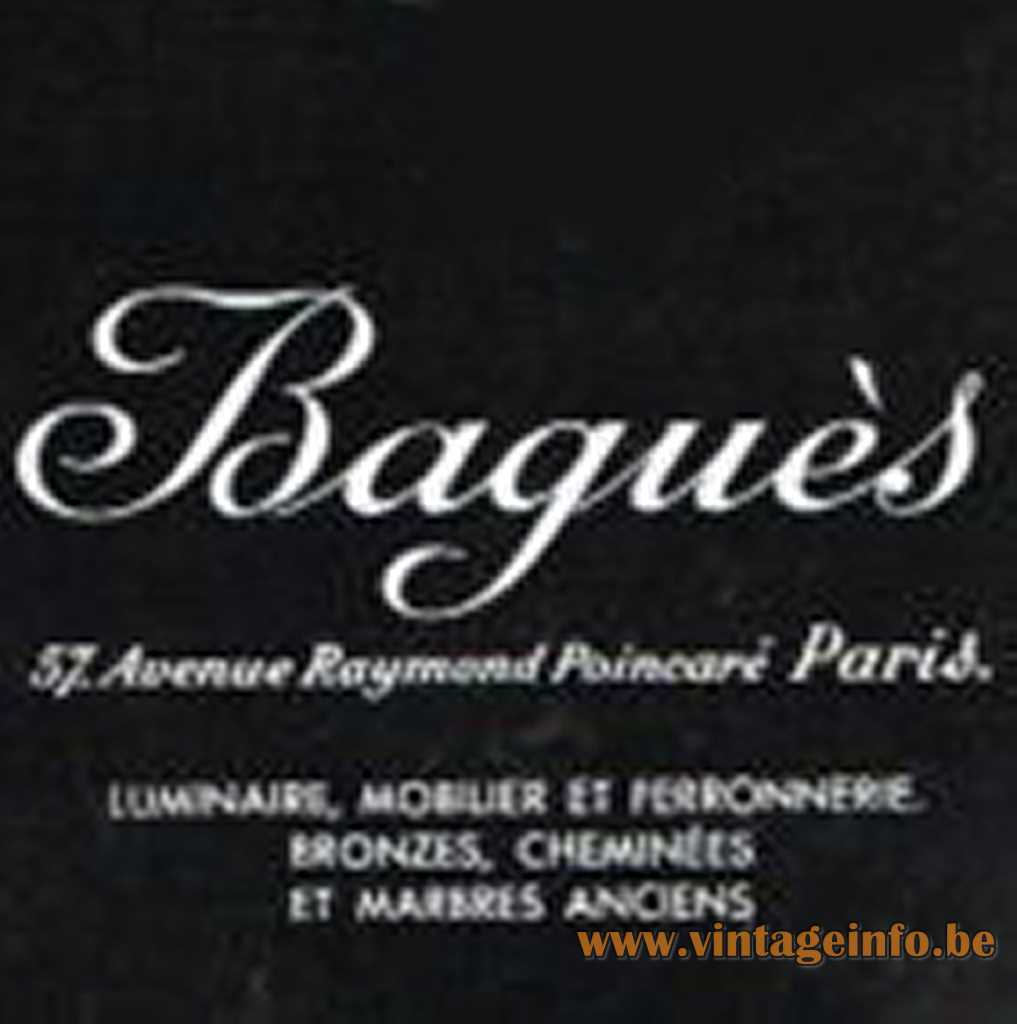 Maison Baguès logo