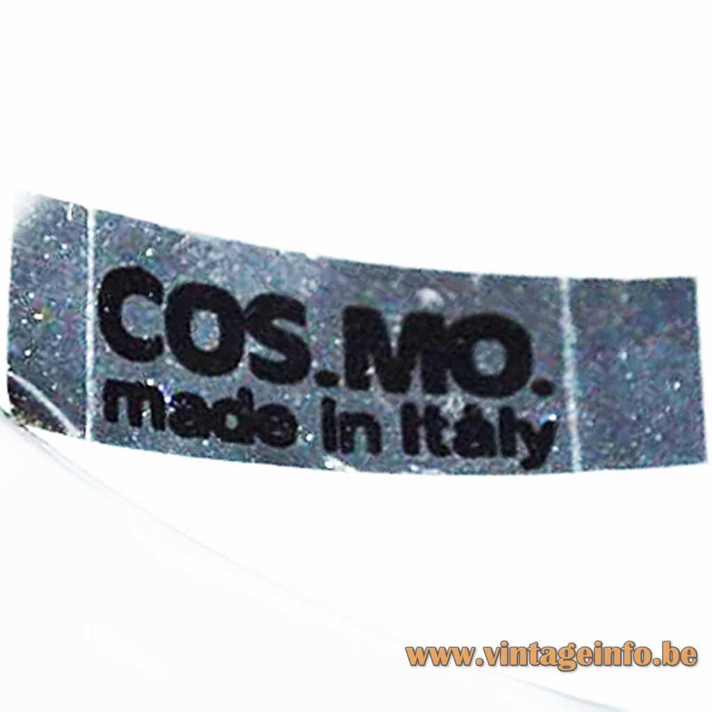 COS.MO label