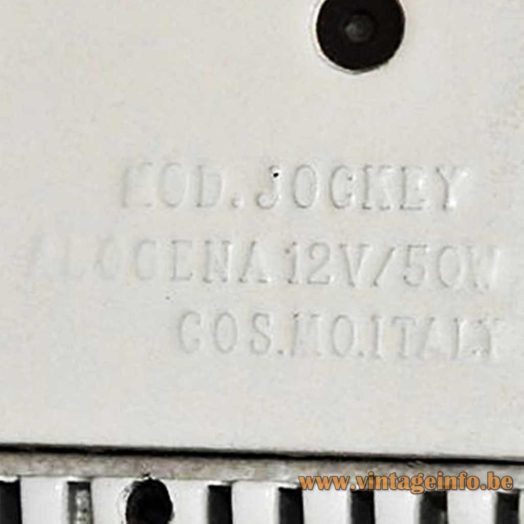 COS.MO.Italy pressed label