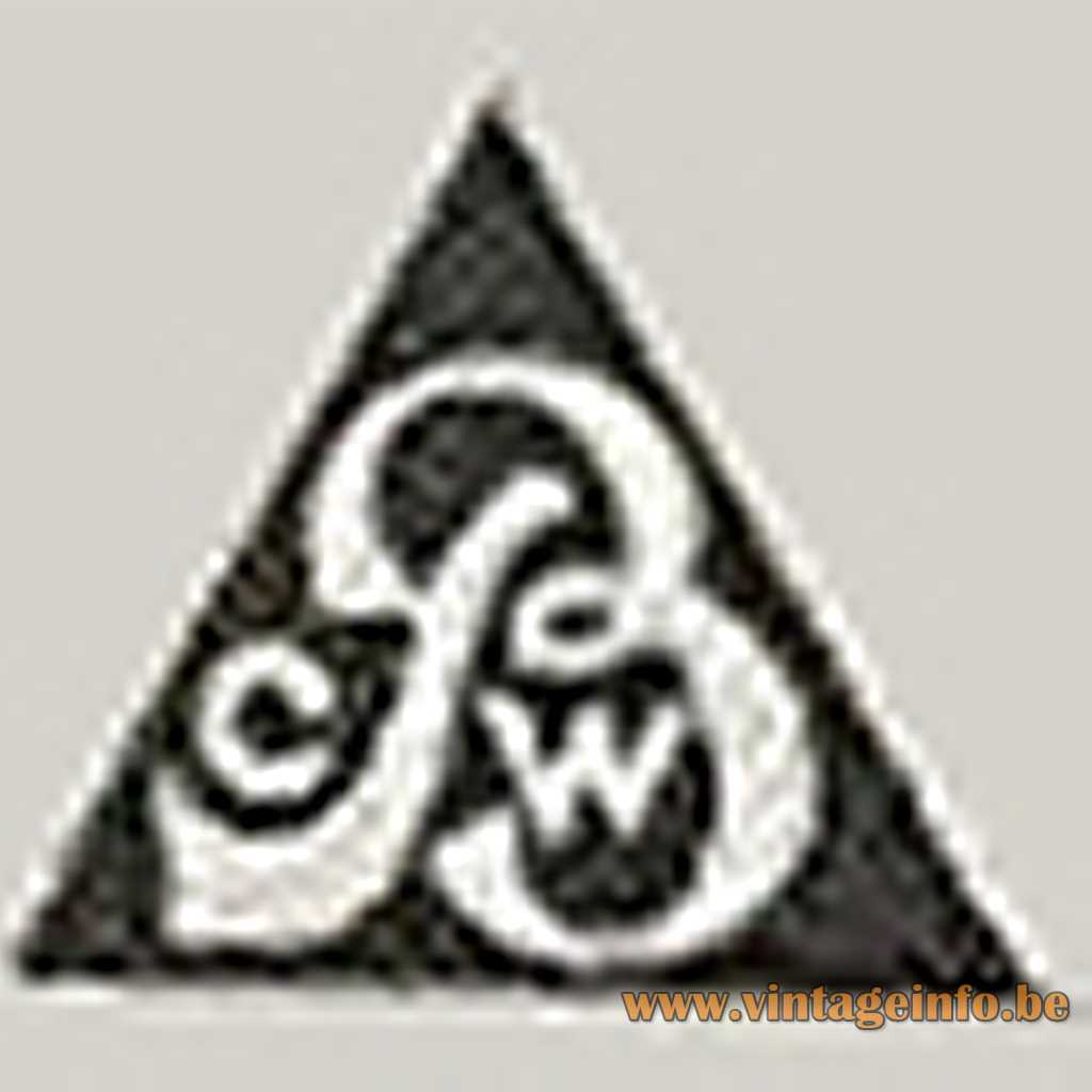 C&W. Bohnert logo