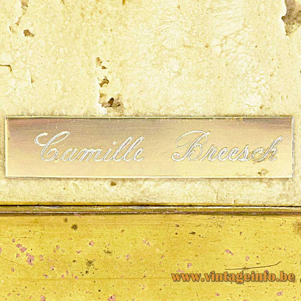Camille Breesch Belgium label