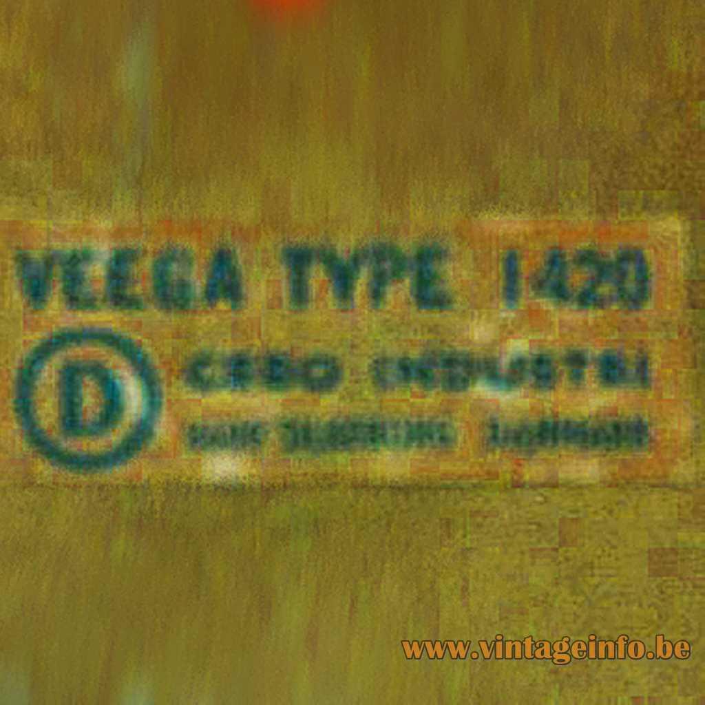 Cebo Industri label