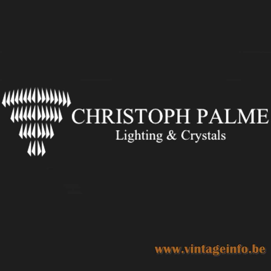 Christoph Palme Kristall-Leuchten logo