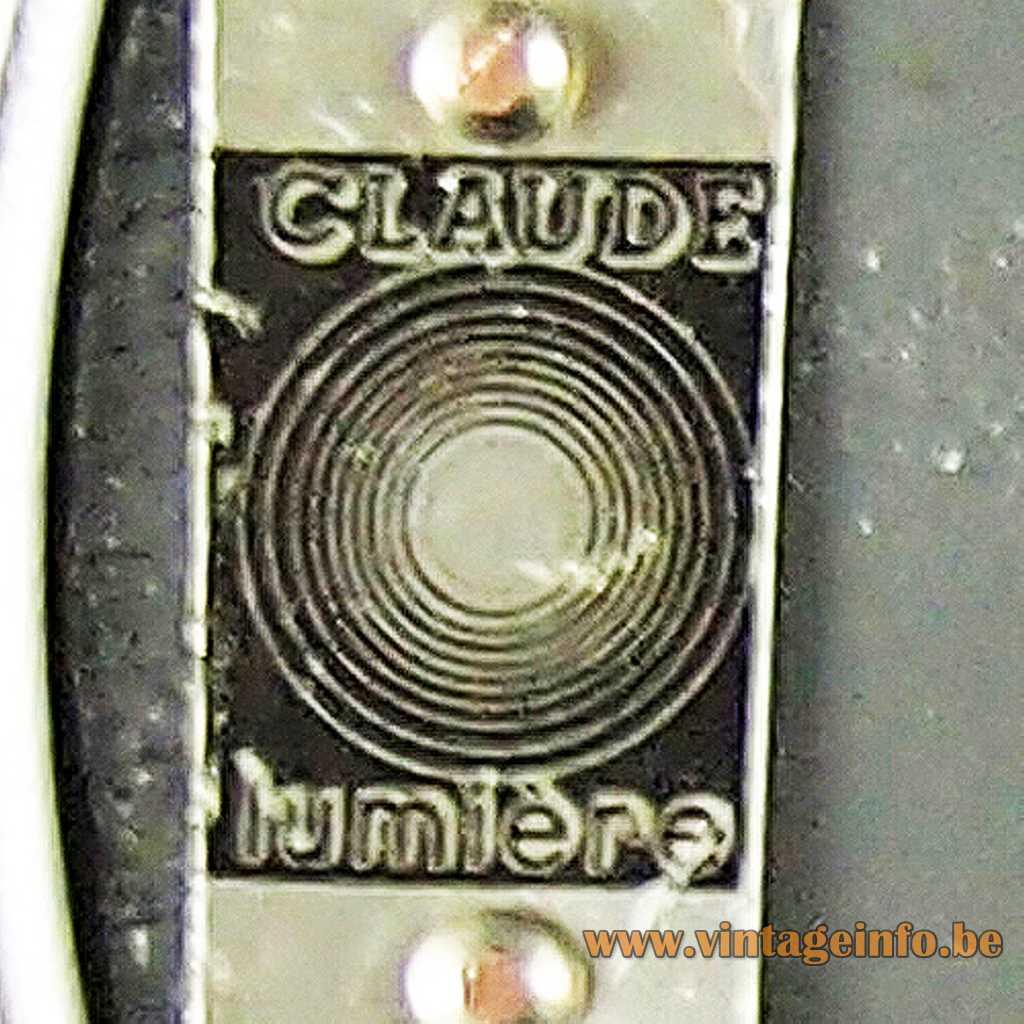 Claude-Paz Et Silva Label