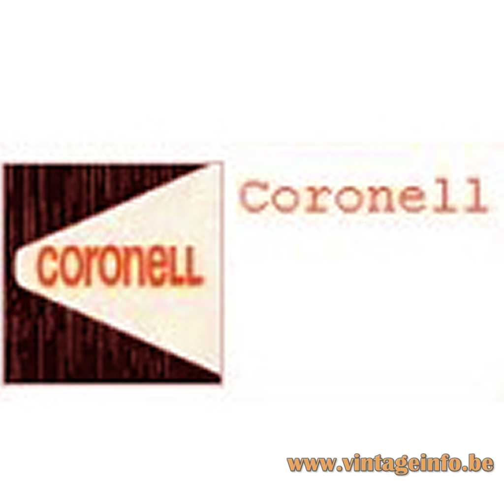 Coronell Elektro label