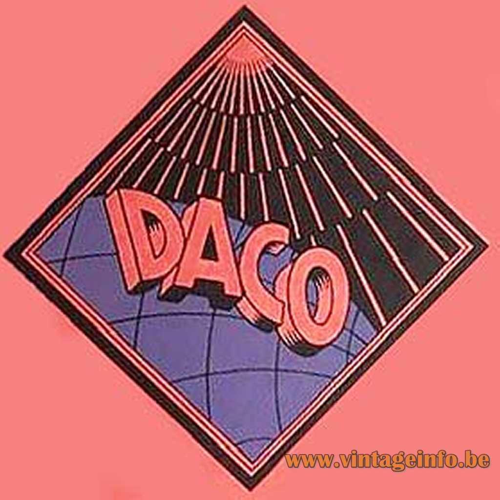 DACO Leuchten logo