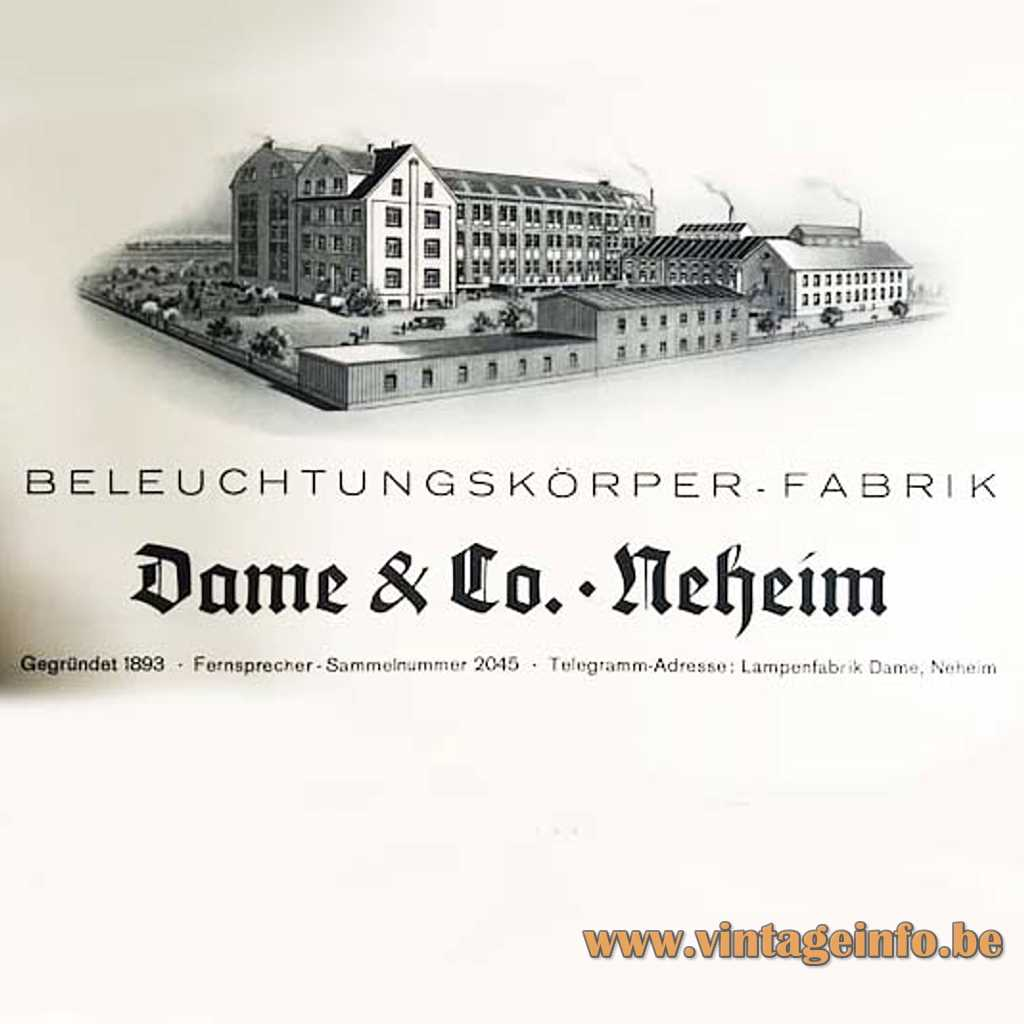Dame & Co Neheim logo