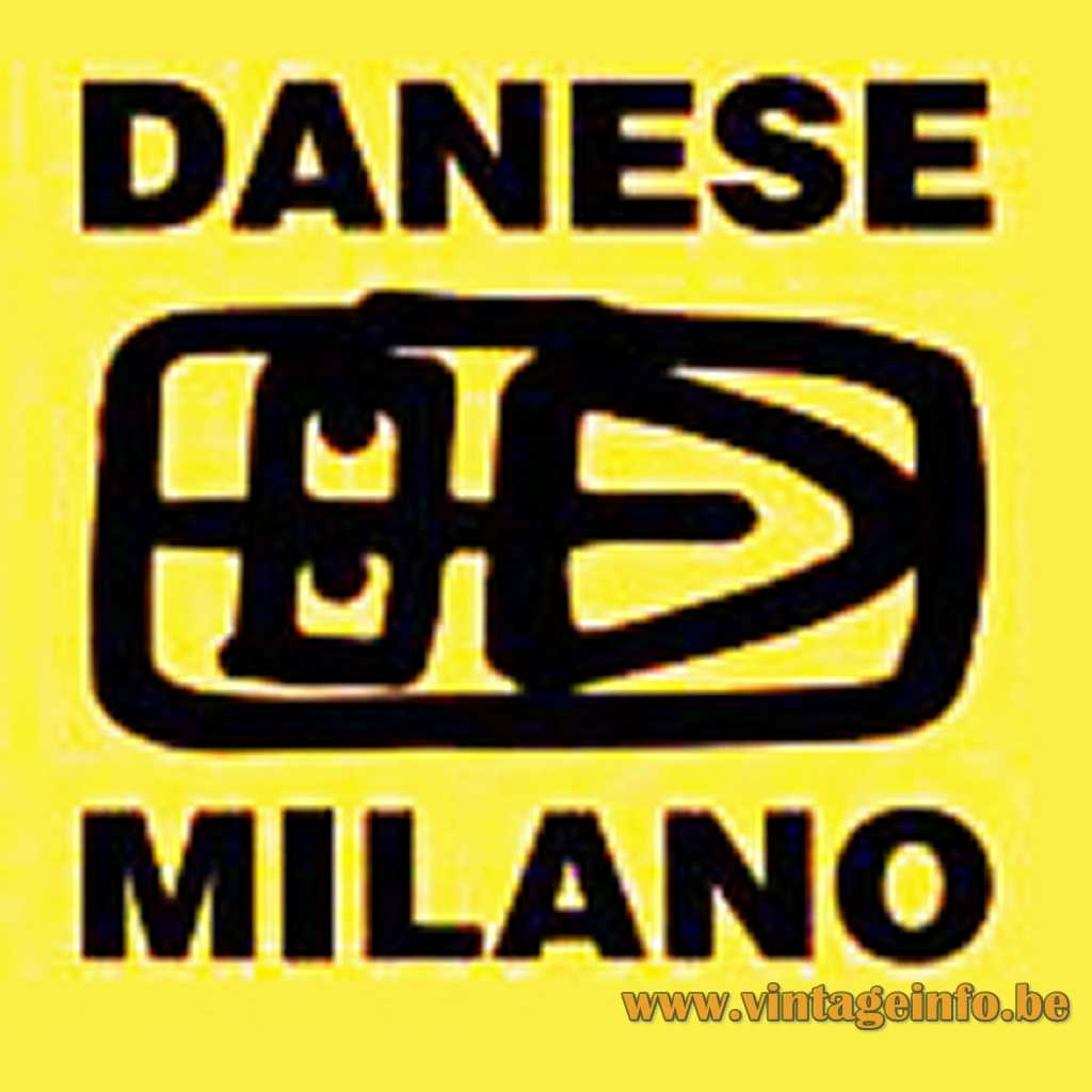 Danese Milano logo label