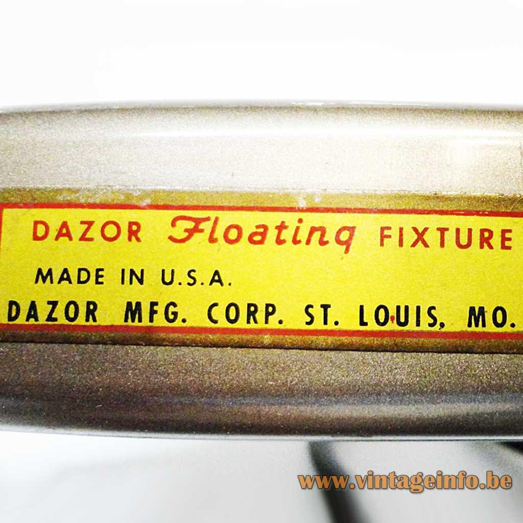 Dazor label logo