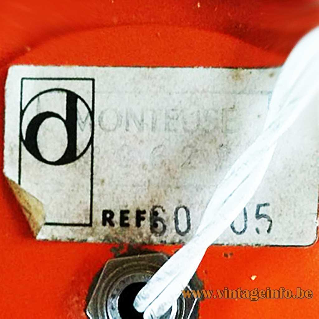 Delmas France label