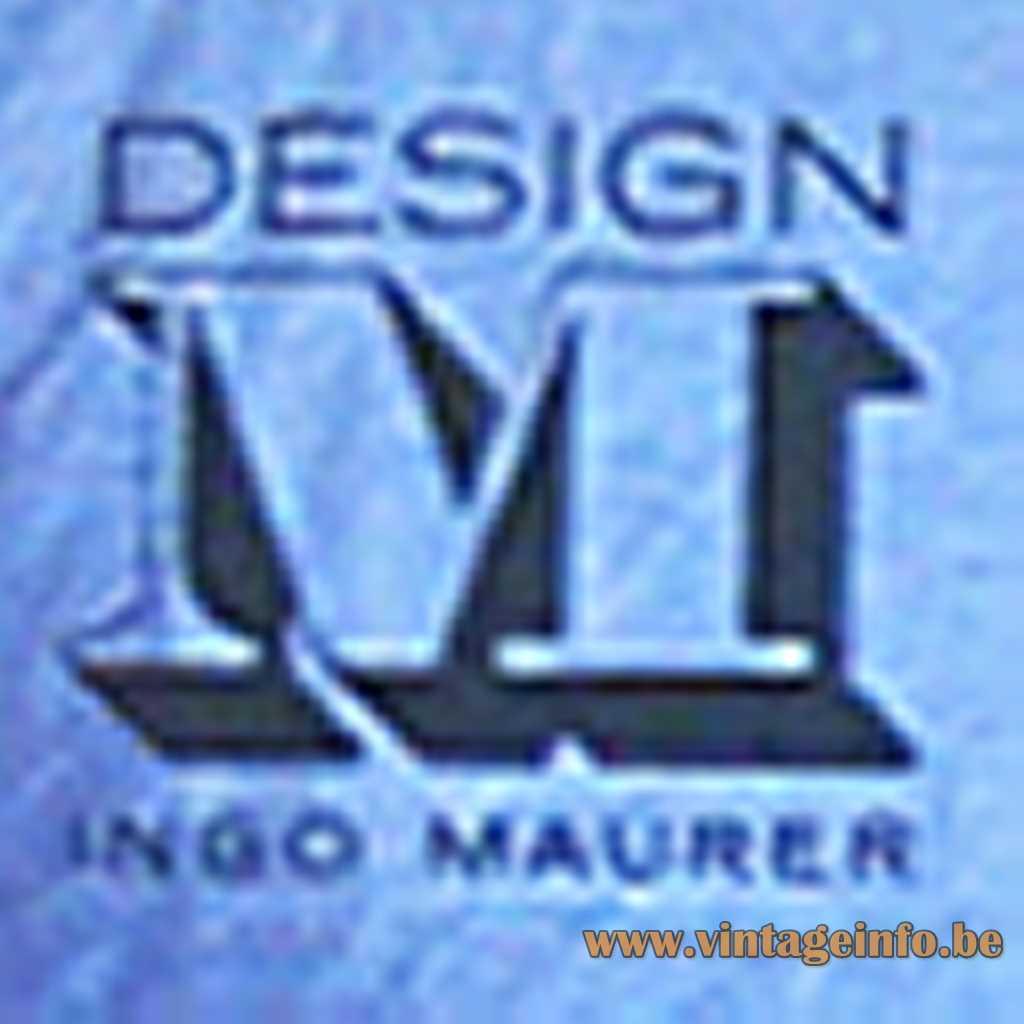 Design M - Ingo Maurer logo