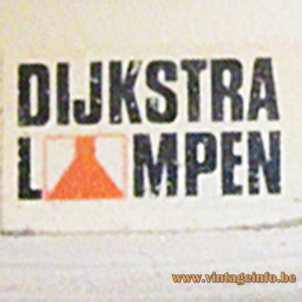 Dijkstra Lampen The Netherlands label