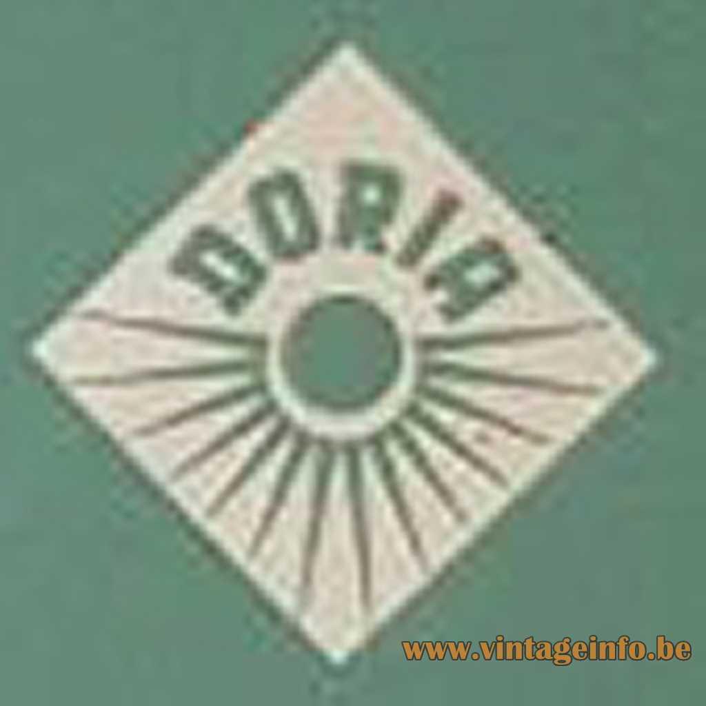 DORIA logo 1961