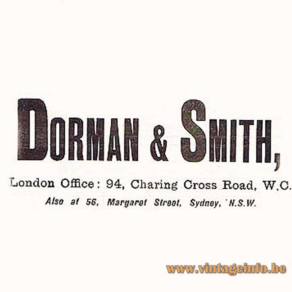 Dorman & Smith 1905 logo