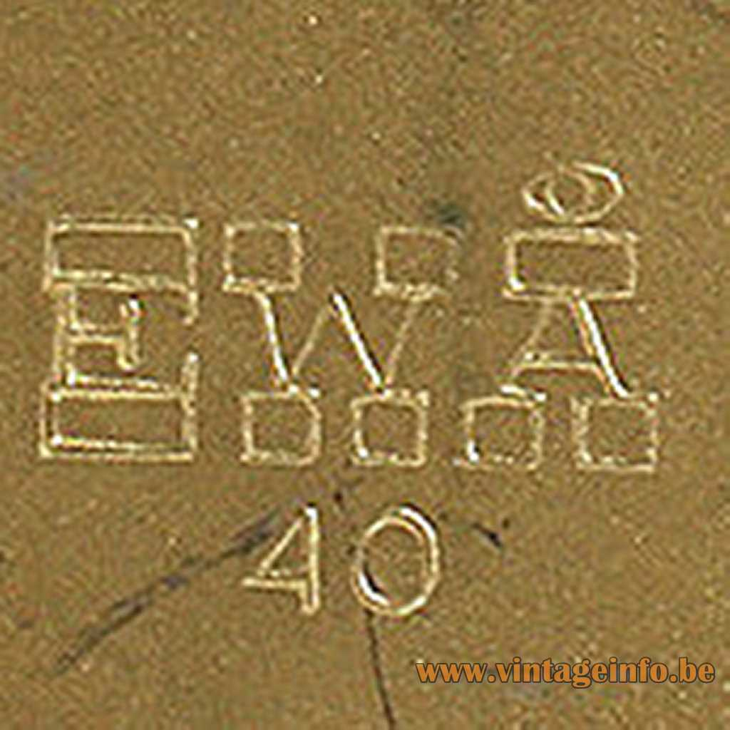 EWÅ stamp