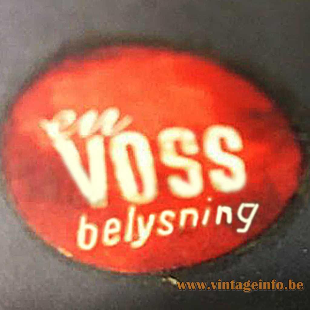Ernst Voss Belysning