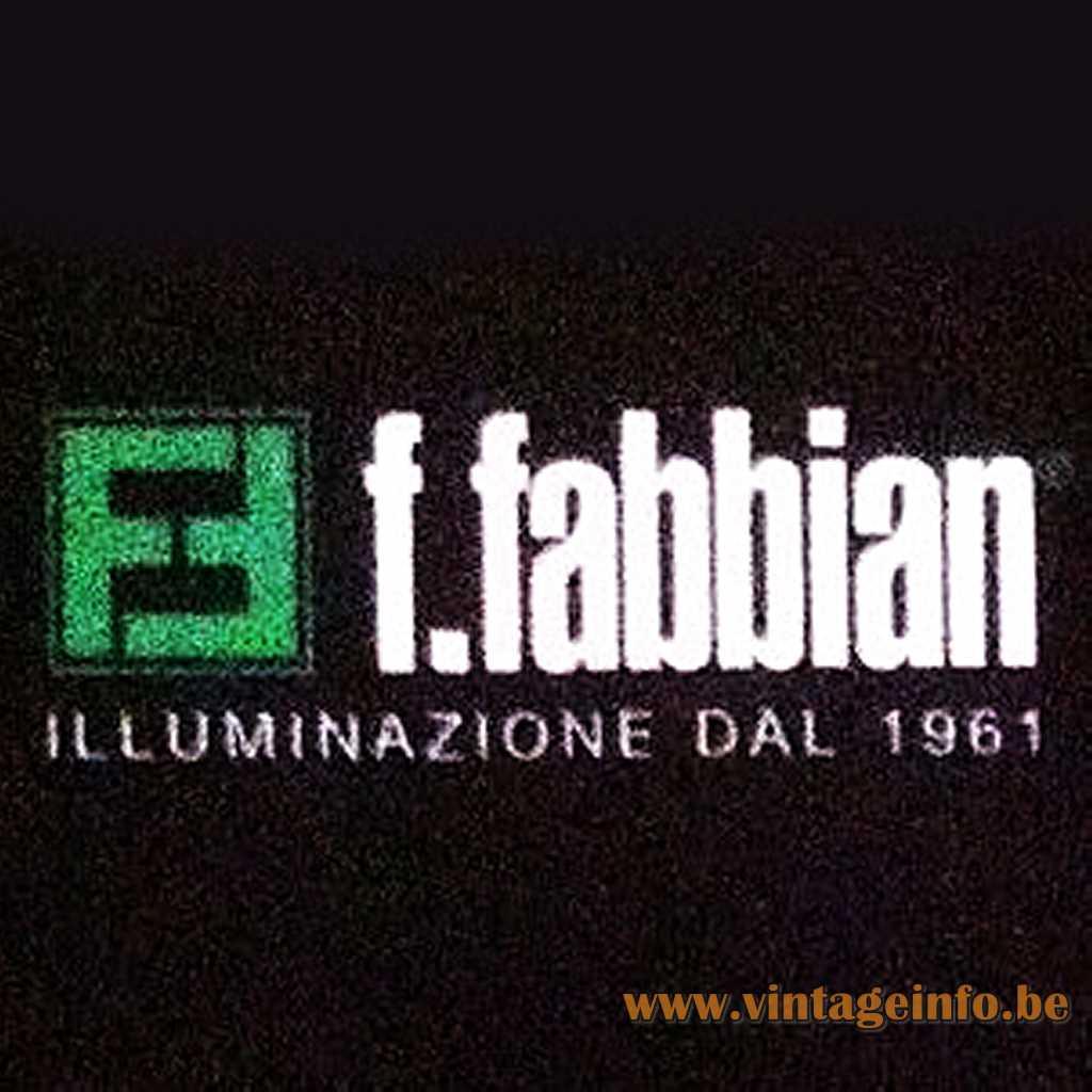 F. Fabbian logo