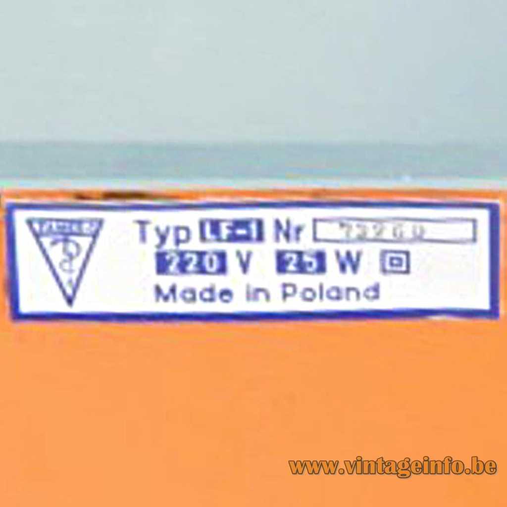 FAMED Poland label
