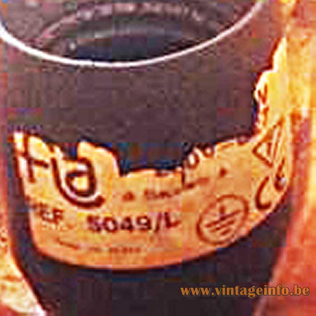 FLA Luce Label