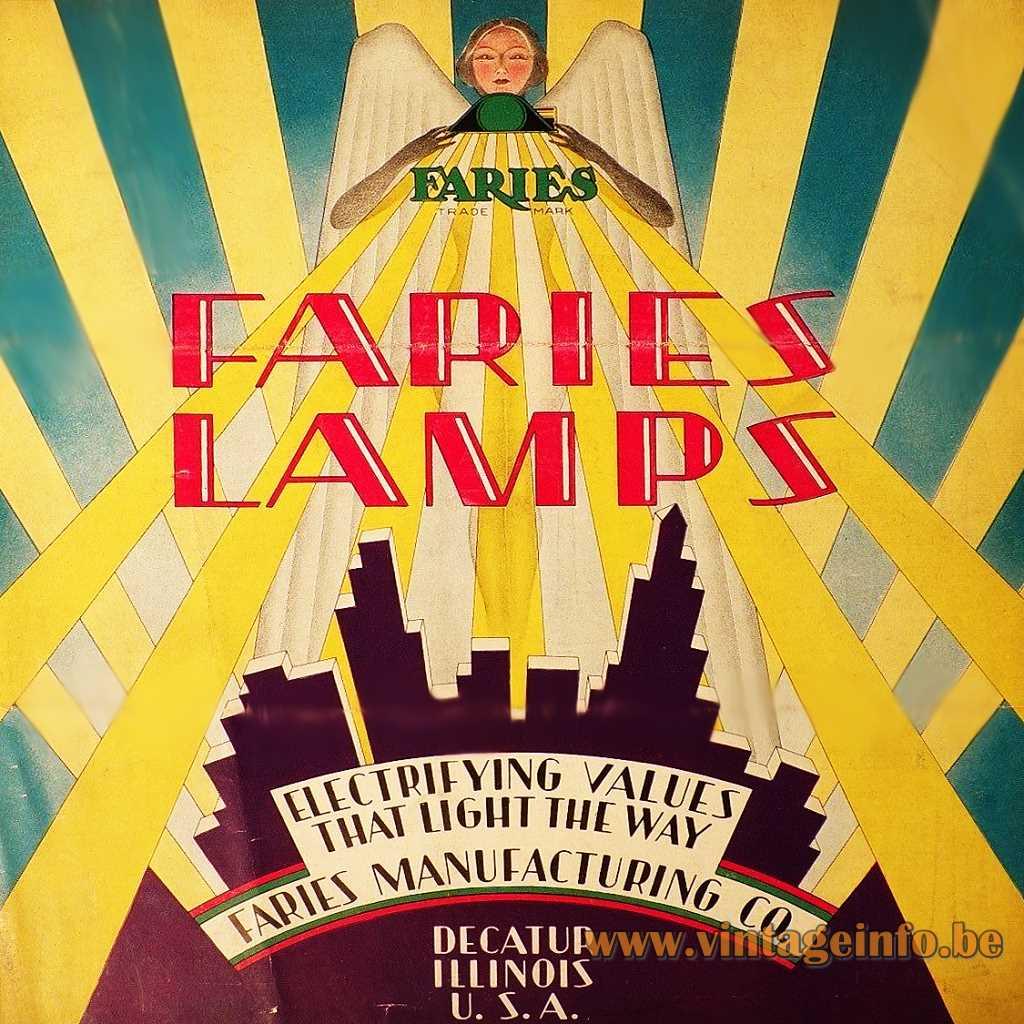 Faries lamps logo