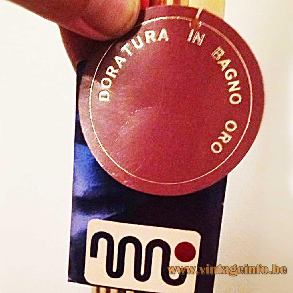 Fratelli Martini label