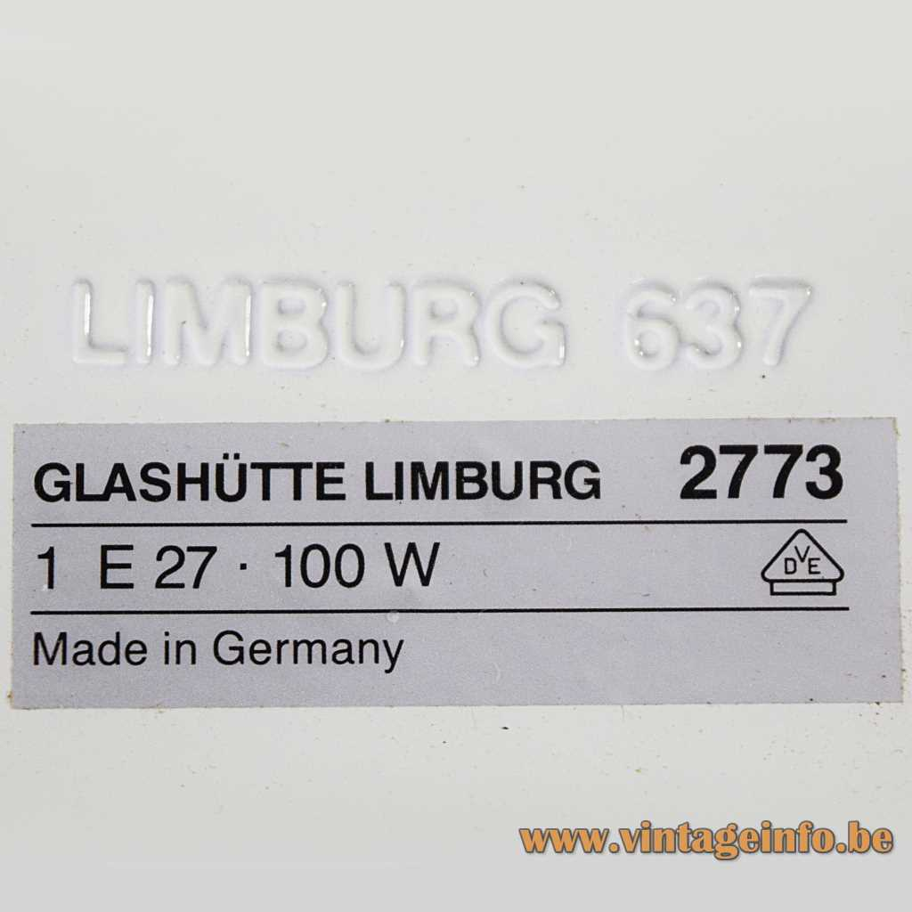 Glashütte Limburg label
