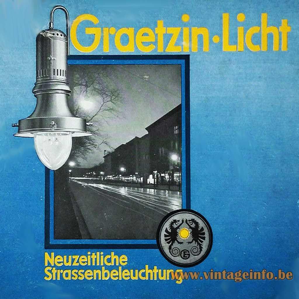 Graetzin-Licht Berlin Gas Lichting logo