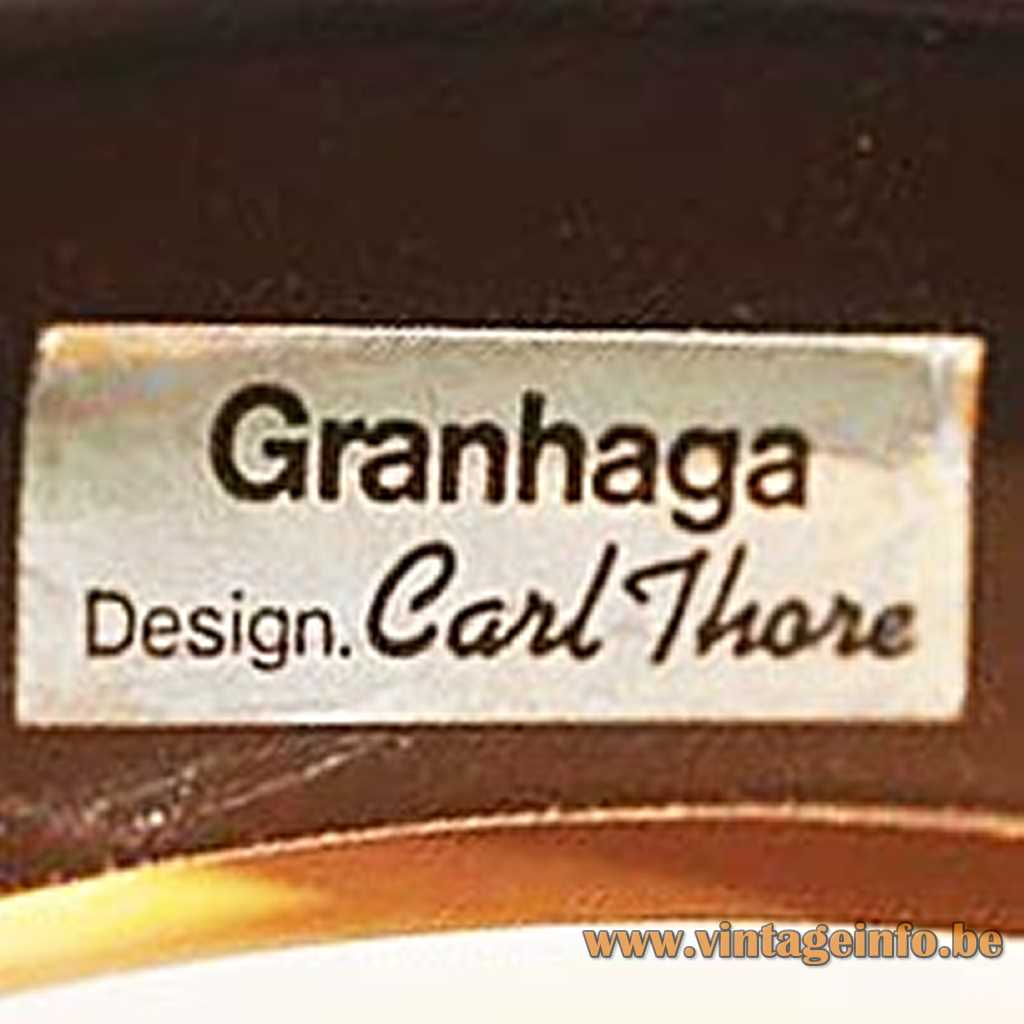 Granhaga Metallindustri label
