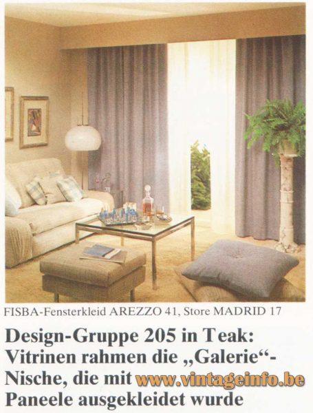 Harvey Guzzini Lucerna Floor lamp - Vorbildlich Wohnen 6 - 1980 Hülsta