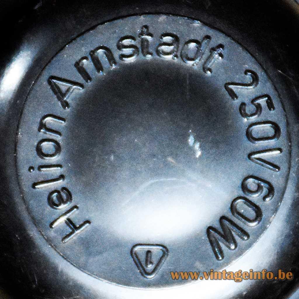 Helion Arnstadt pressed logo