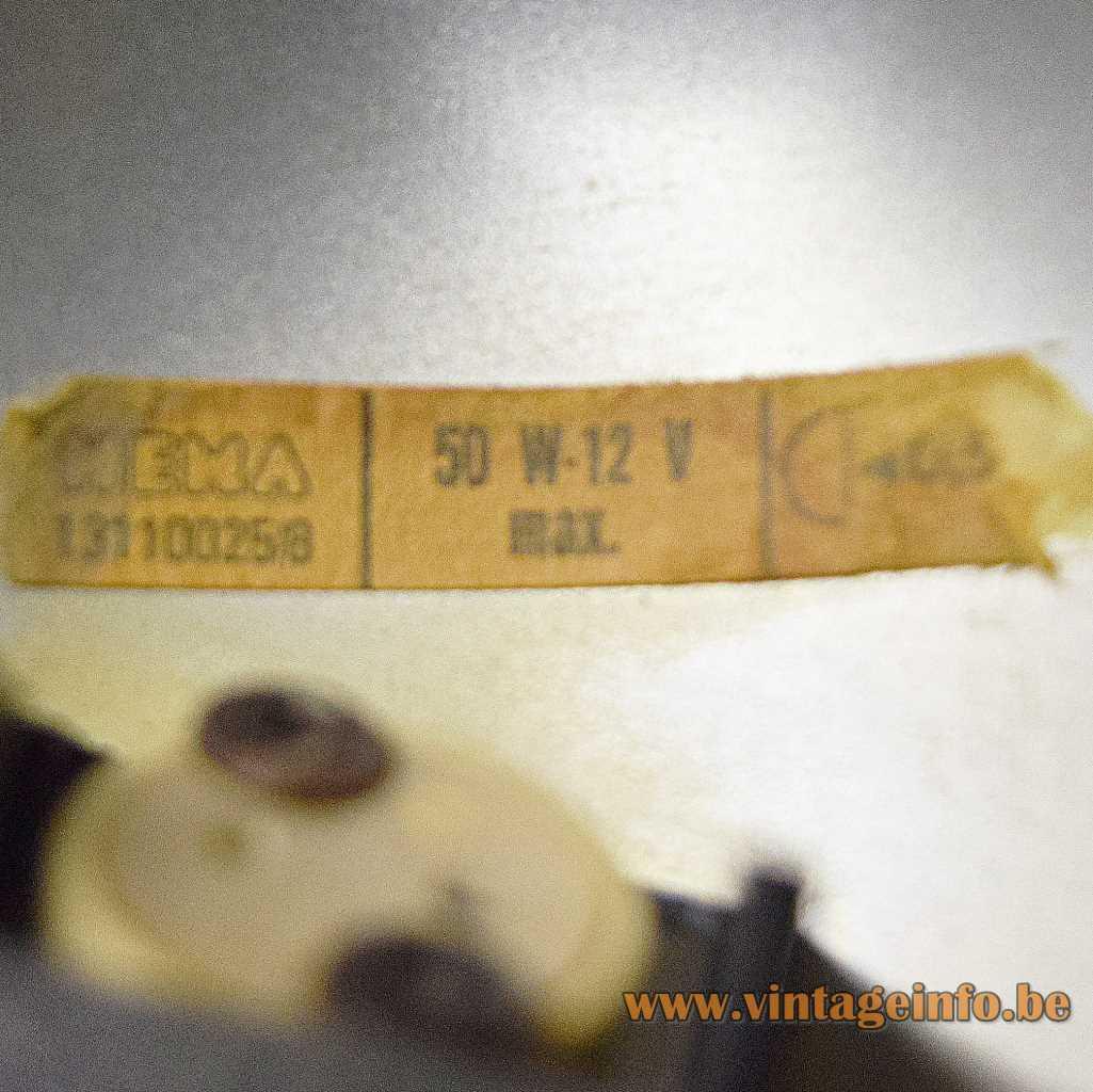 Hema label
