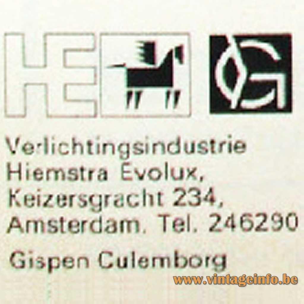 Hiemstra Evolux N.V. logos