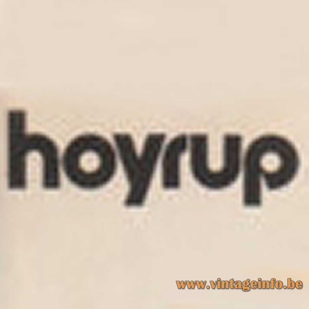 Hoyrup logo