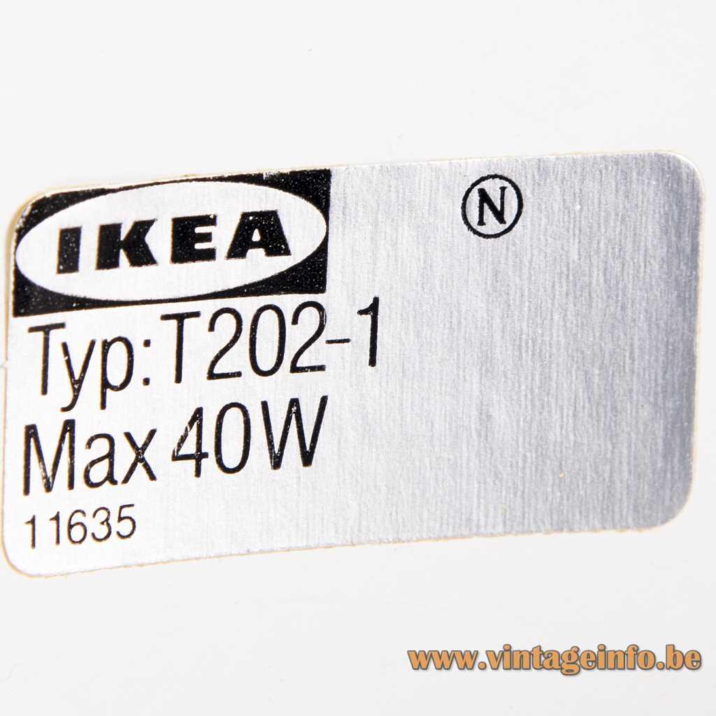 IKEA label