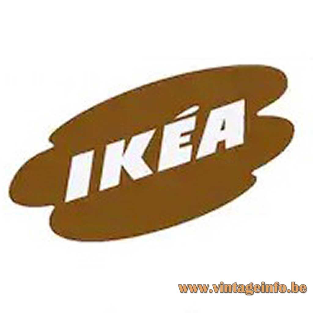IKEA logo 1954