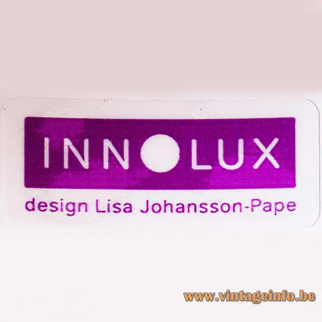 INNOLUX label